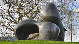 Henry Moore - Sheep Piece