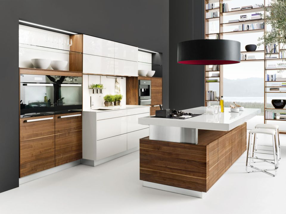 le cucine di team 7 design intramontabile skart magazine. Black Bedroom Furniture Sets. Home Design Ideas