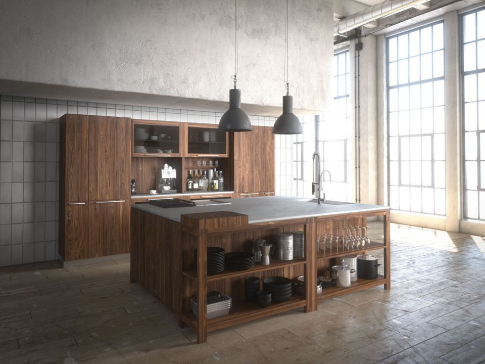 le cucine di team 7 | design intramontabile -skart magazine - Cucine Loft