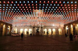 Luci d'Artista 2006, hein illuminate benches, DSC_3151
